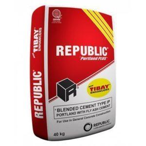 Republic Cement for sale - construction materials supplier