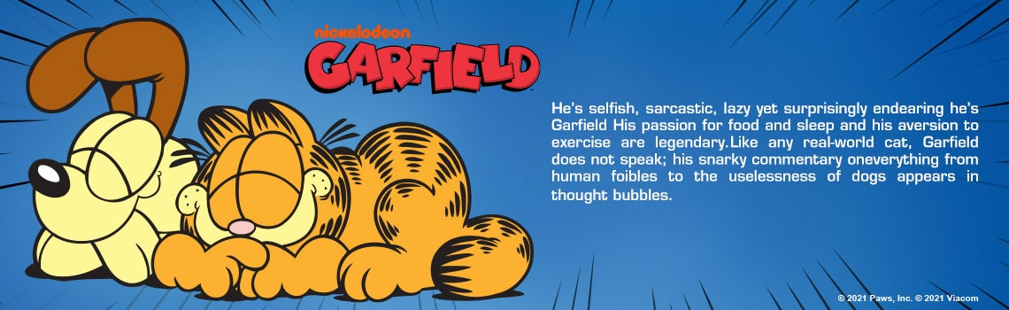Garfield-banner