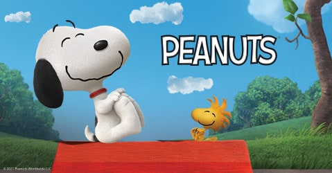 Peanuts-home-mobile-banner