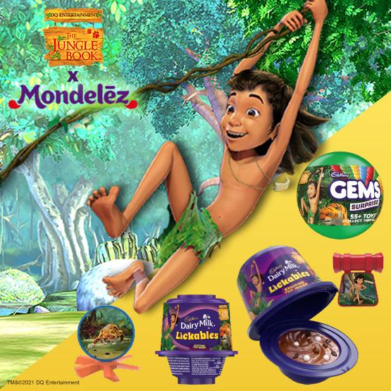 Jungle Book Mondelez