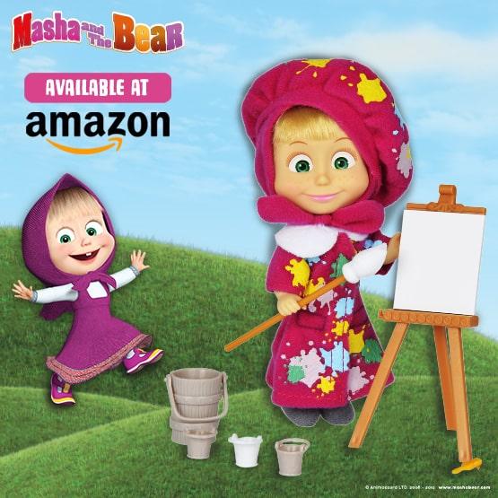 Masha Amazon-min
