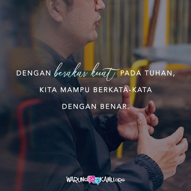 Perkataan yang Benar