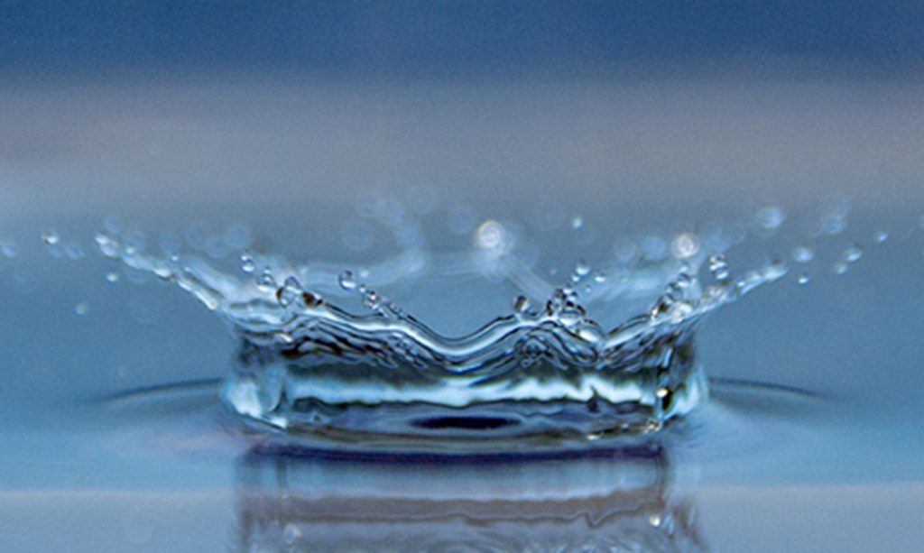 Air yang Berlimpah