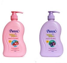 Untuk wangian bertahan lebih lama, sabun ini terbaik untuk si comel