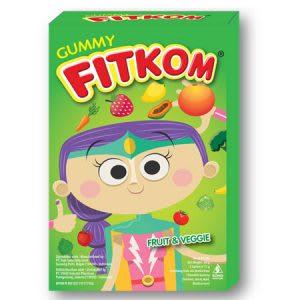 Terbuat dari sayur dan buah yang baik untuk anak