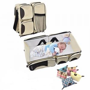 Best diaper tote bag for normal or airplane travel