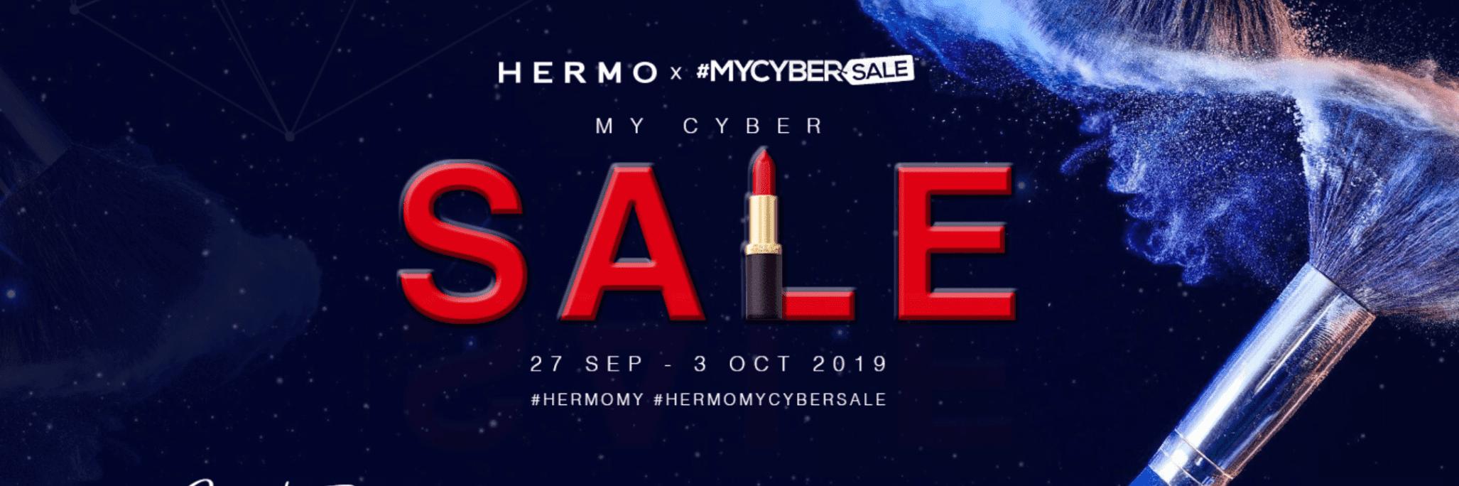 hermo mycybersale 2019