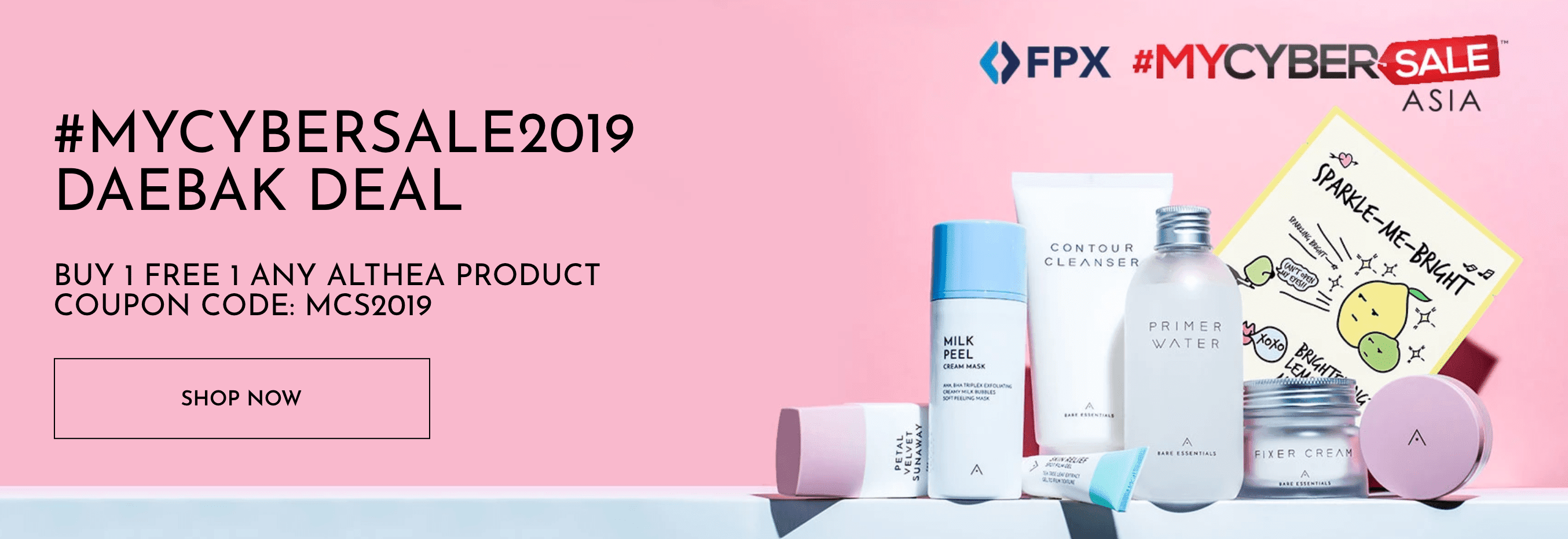 mycybersale althea 2019