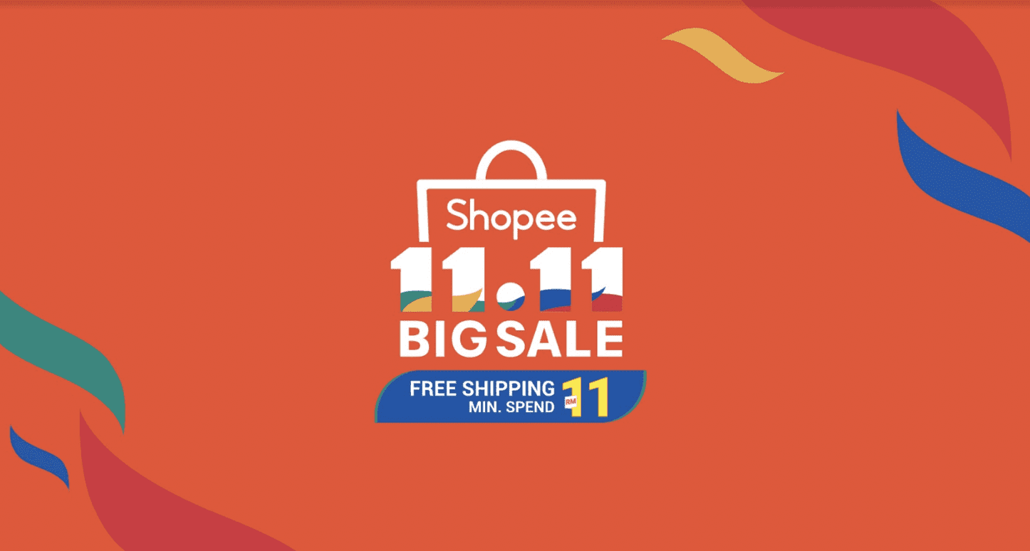 shopee 11.11 sale