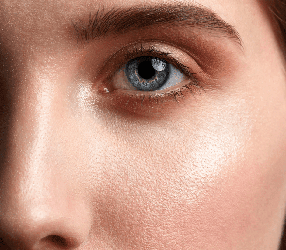 Is liquid or powder foundation better for large pores