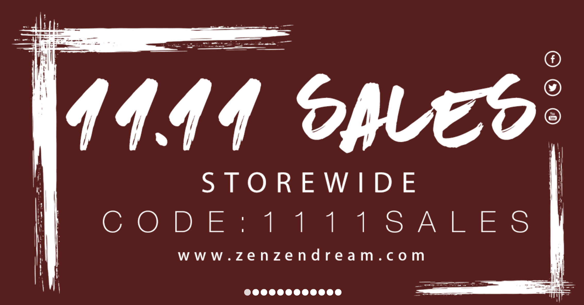 zenzendream 11.11