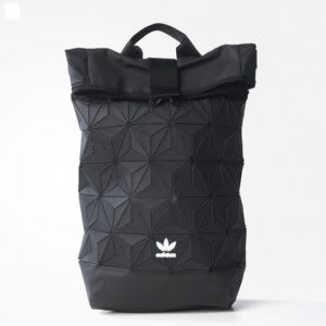Fashionable designer gym backpack for work with laptop compartment