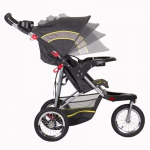 Best stroller for joggers