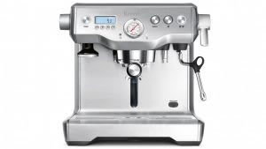 Best Premium Coffee Machine with Grinder, Timer and Traditional Steam Wand