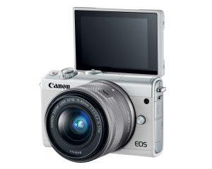Canon Mirrorless EOS M100