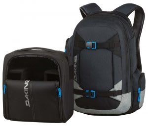 Best camera travel backpack with deployable rain cover
