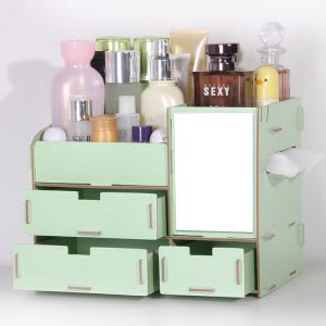 Best for organizing cosmetic products