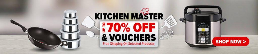 Lazada Black Friday Sales 2018 Malaysia Kitchen
