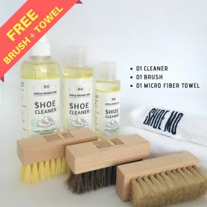 Best shoe cleaner for white shoes