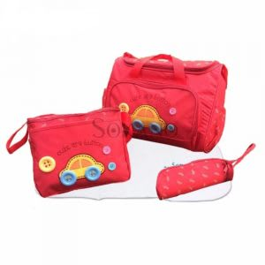 Best diaper bag with lots of pockets for long haul flights and twins