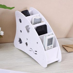 Best for organizing remote controls