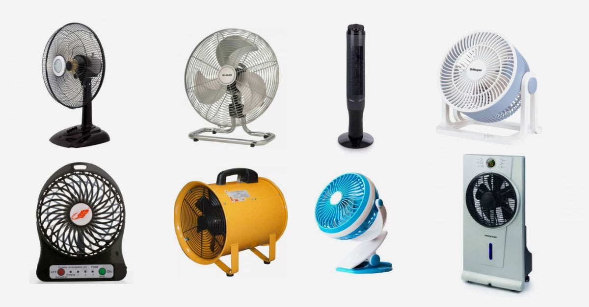 12 Best Portable Fans In Malaysia 2019 Table Industrial