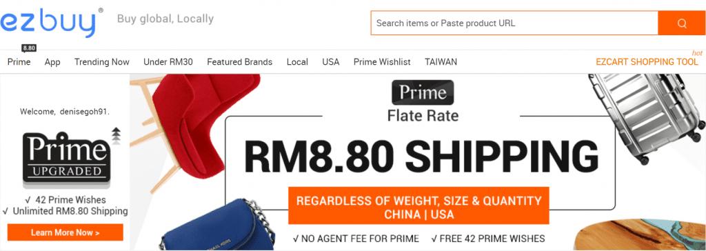 Save More with Prime Membership