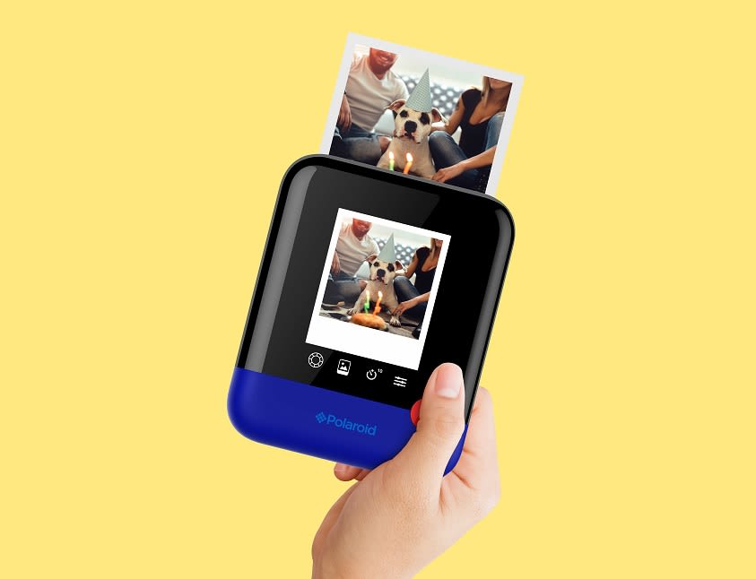 The best instant camera with high megapixels and MicroSD card