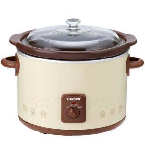 Slow cooker watt rendah yang menjimatkan elektrik