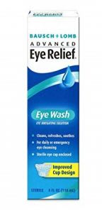 Best eye wash for hayfever and allergies