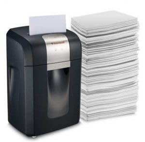 Best electric paper shredder - suitable for small business