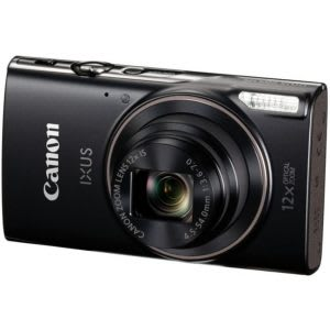 Best easy-to-use camera with Wi-Fi connectivity and 12x optical zoom – perfect for the elderly