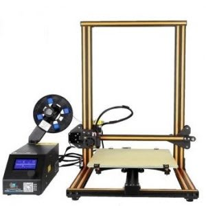 Best 3D printer with a large build volume