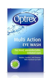 Best eye wash for styes and blepharitis