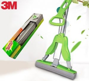 Best sponge mop for kitchen and bathroom