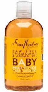 Best fragrant baby body wash