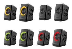 Best computer speakers under SGD 50