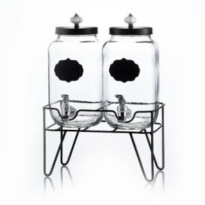 Best drink dispenser with stand for weddings