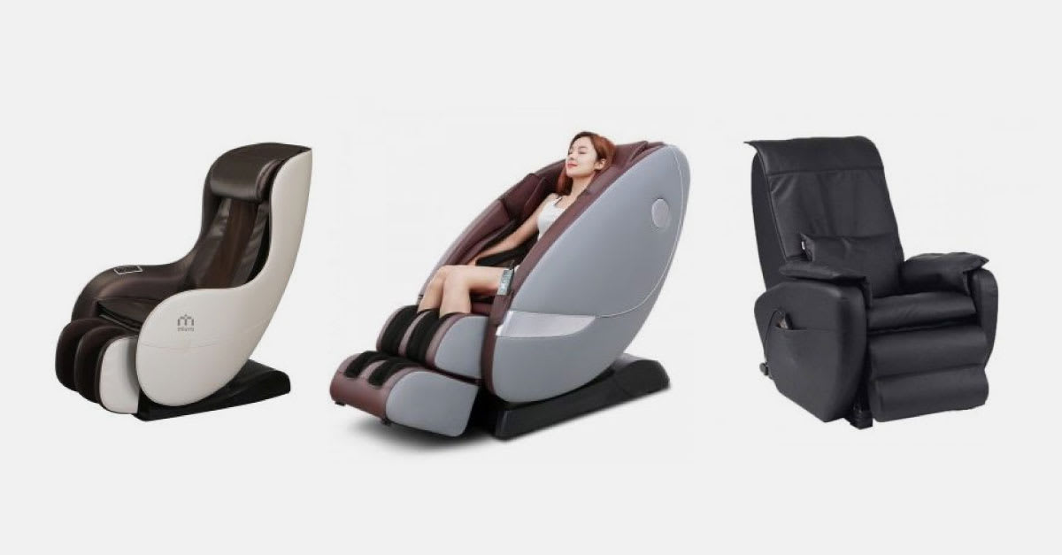 7 Best Massage Chairs In Singapore 2019