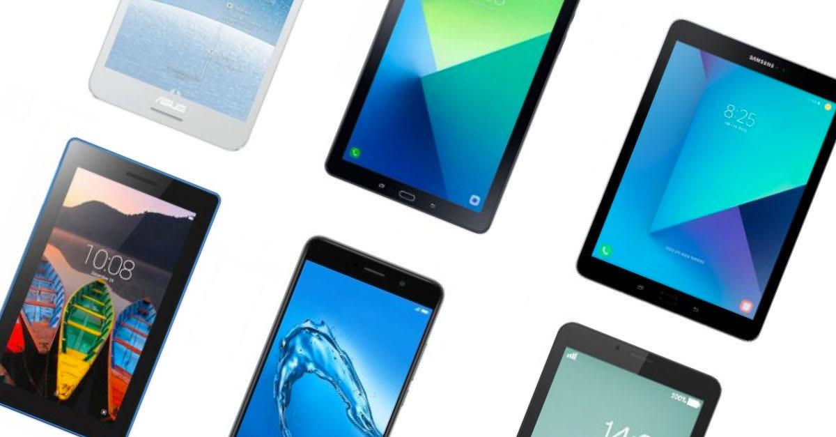 10 Tablet Terbaik Di Indonesia 2019 Merk Samsung Xiaomi Asus