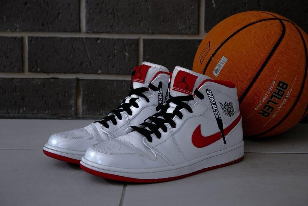 Cara memilih sepatu basket - Pilihlah ukuran yang tepat