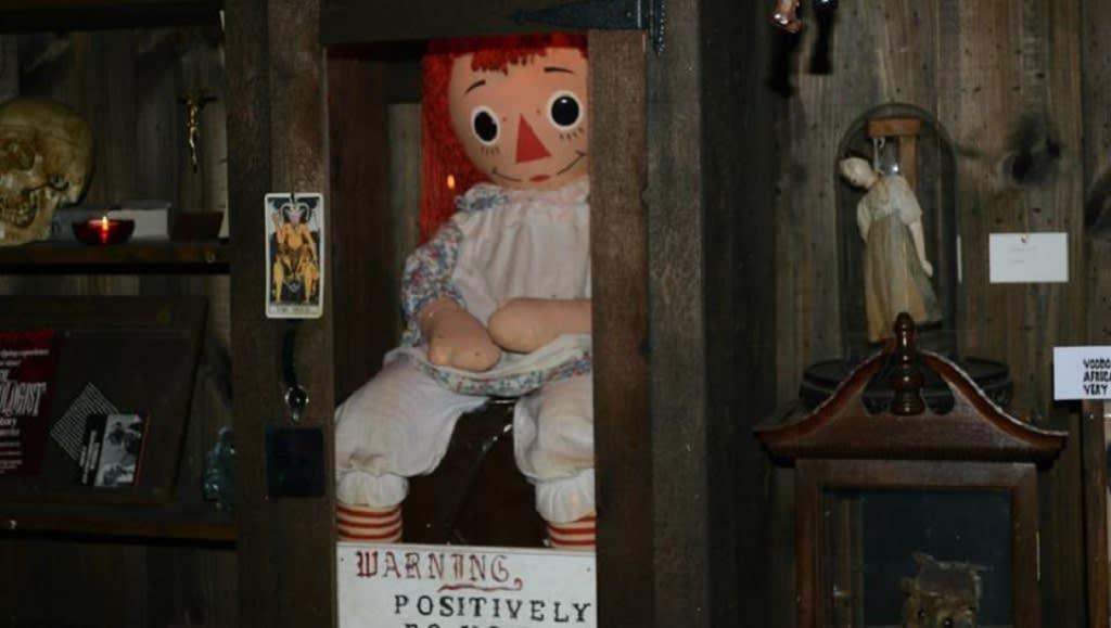 Kisah boneka Anabelle