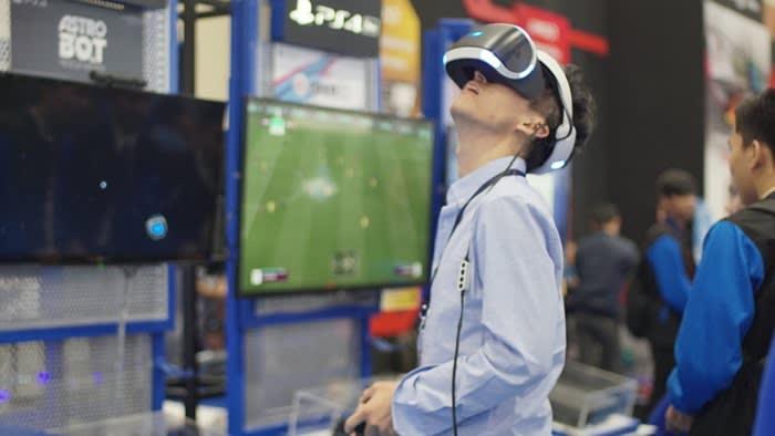 Virtual Reality Indocomtech