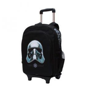 Tas trolley yang bisa dijadikan backpack