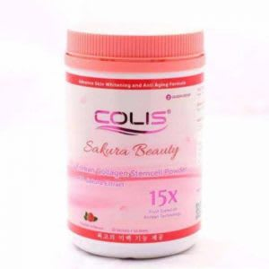 Minuman collagen multifungsi