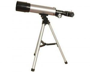 Alat untuk mengamati bintang dengan tripod