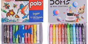 10 Crayon Paling Bagus Terbaik Untuk Mewarnai Di Indonesia 2019