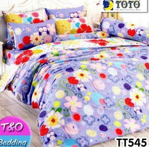 ชุดผ้าปูที่นอน TOTO