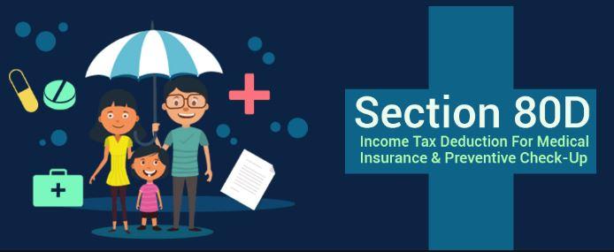80D - Tax Deductions for Medical Insurance Premium ...