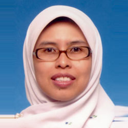 Associate prof. Dr. Sofiah binti Sulaiman